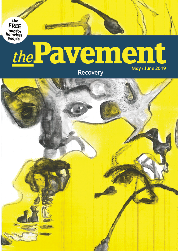 Issue 120 [May-June 2019] RECOVERY