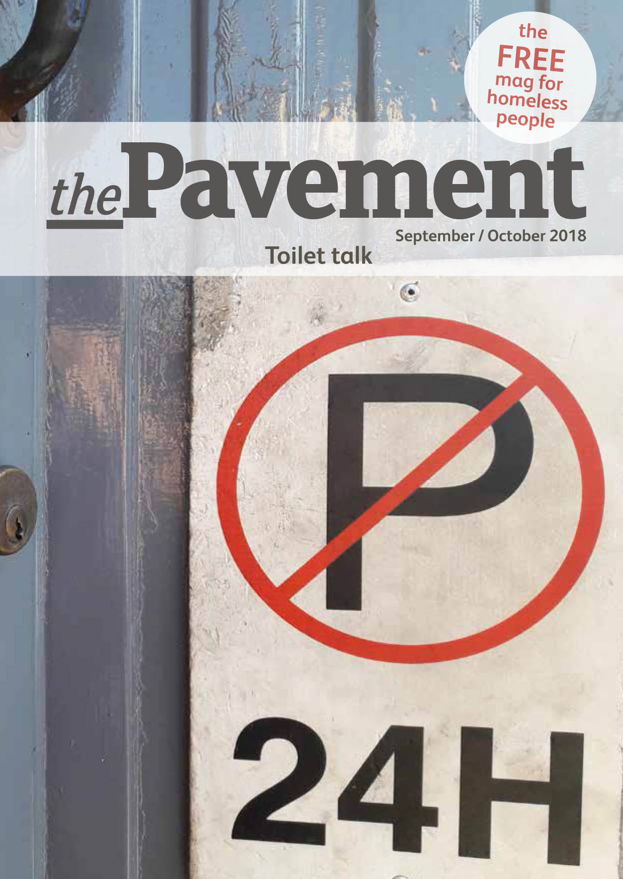 Sept-Oct 2018 : TOILET TALK